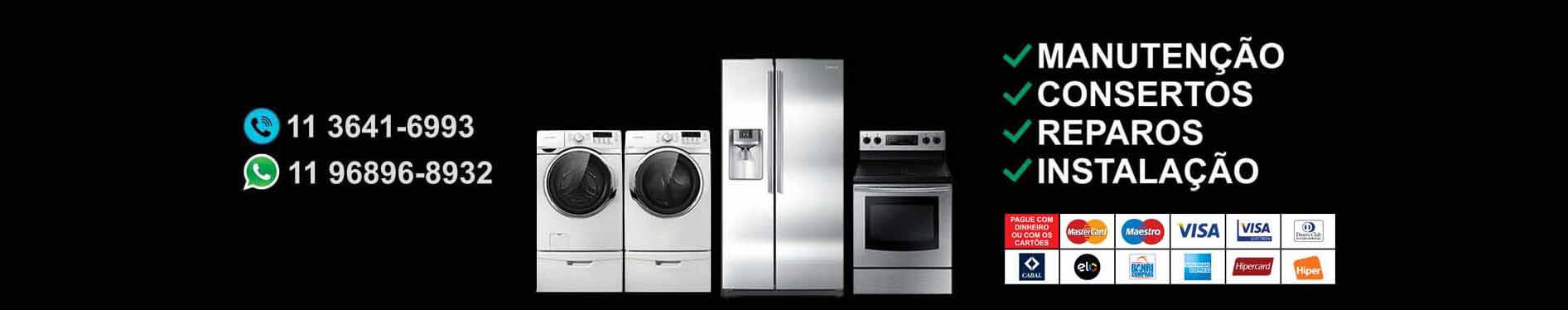 assistencia Electrolux